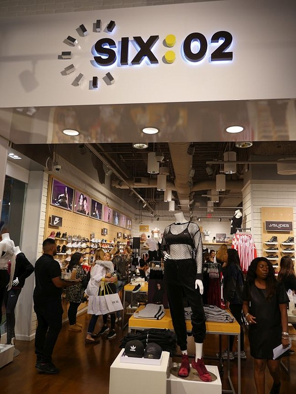 Six:02 flagship opens at Hollywood & Highland.
