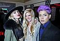 From left: Larisa Love, Jenna Crellin and Yire Castillo