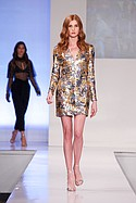 Bronx and Banco sequined dress