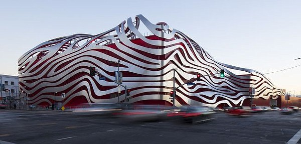Courtesy of Petersen Auto Museum