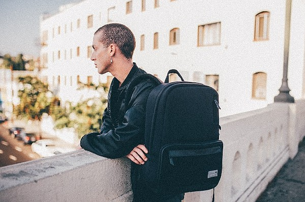 A Hex backpack from the Transit collection
