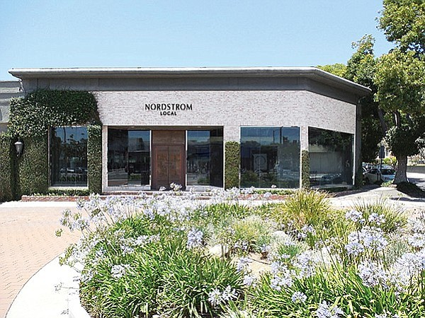 Nordstrom Local on Melrose Place