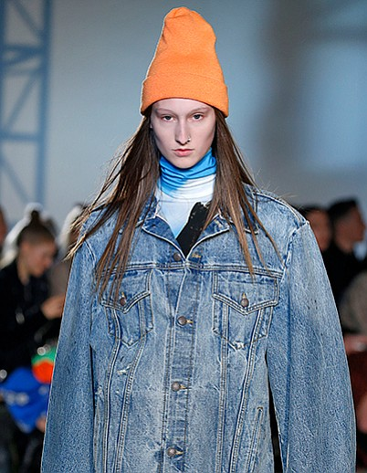 ROOMY FASHION: Denim trends are taking a major turn to baggy looks and oversized jackets. | Photo Courtesy of MintModa