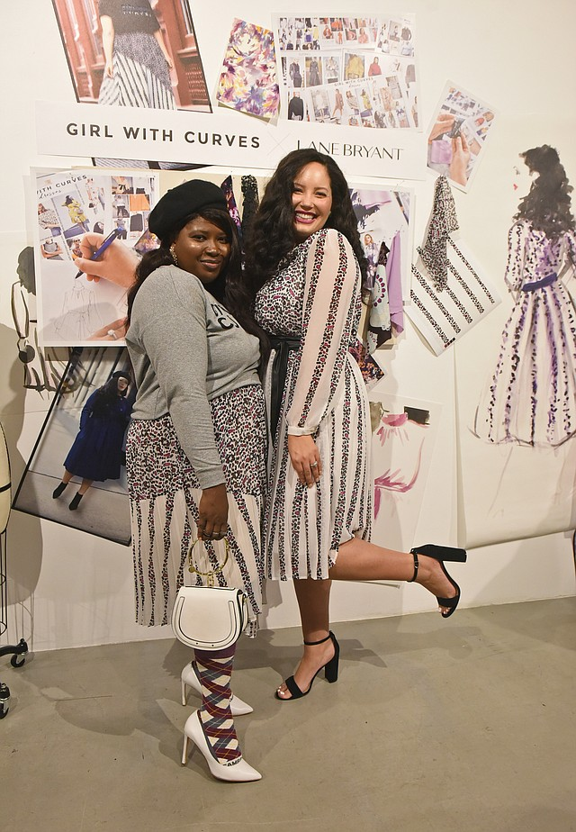 fb6be7e6e0a NYFW Launch for Tanesha Awasthi s Girl With Curves x Lane Bryant ...