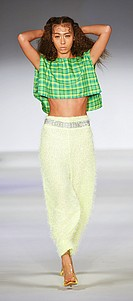 Los Angeles Designers on the Runway at Style Fashion Week in New York