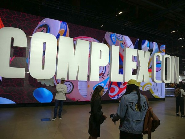ComplexCon Becomes Launch Pad for Fashion Lines | California