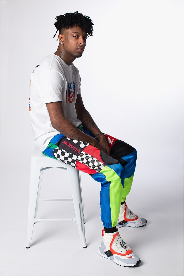 21 Savage Named The Face Of F21 X Honda Moto Streetwear Collection