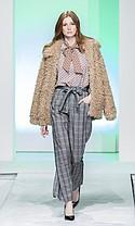 Shine coat, Eden Society blouse, OAT New York trousers