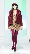 Ashley by 26 International jacket, Charmed Hearts dress