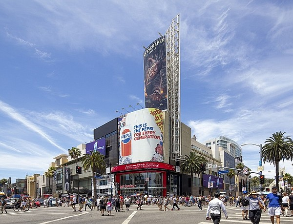 Hollywood & Highland 