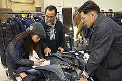 Project Rolls Out Denim Room