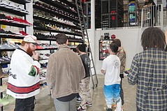 L.A. Sneaker Resale Grows Bigger With The Laboratory