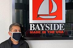 California Apparel Manufacturers Make Face Masks for COVID-19 Pandemic