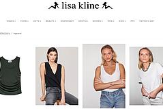 Influential Retailer Lisa Kline Back in Game With Shoplisakline.com