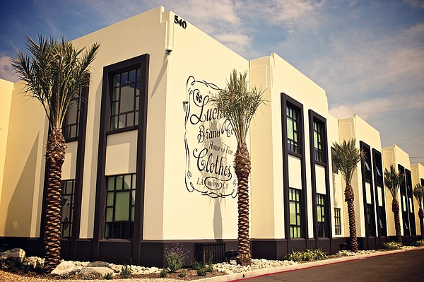 Lucky Brand's Los Angeles headquarters Photo: Lucky Brand Jeans