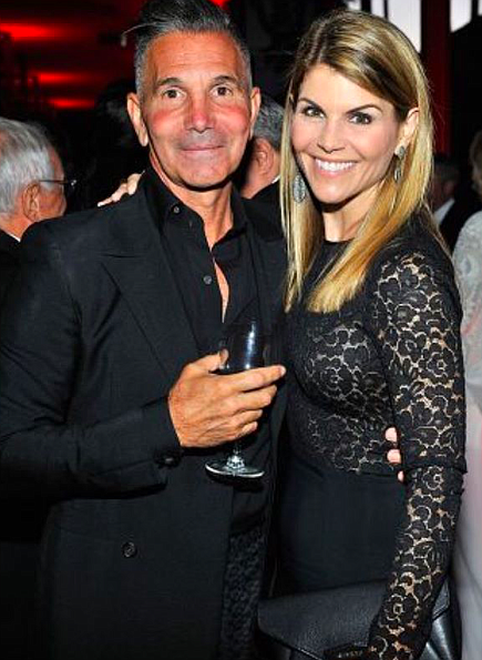 Mossimo Giannulli and Lori Loughlin Photo: Instagram