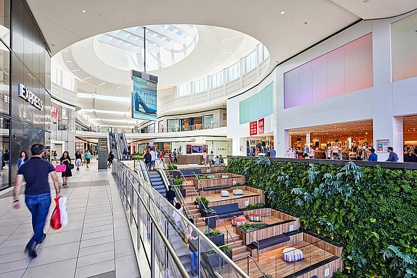 Del Amo Fashion Center, located in Torrance, Calif. Photo: Simon Property Group