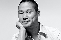 Tony Hsieh, Former Zappos CEO, 46