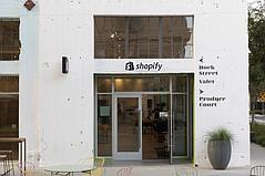 Shopify Shares Surge 177.6 % During 2020