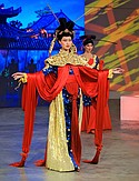 """Daniel Lim, Advanced Study Program in Theatre Costume Design """"The World of Turandot"""""""