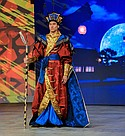 "Devert Monet, Advanced Study Program in Theatre Costume Design ""The World of Turandot"""