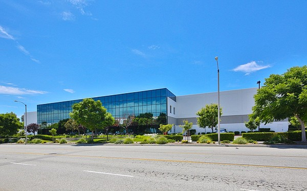 Exterior of the new Printful facility located in Valencia, Calif. Photo: Printful