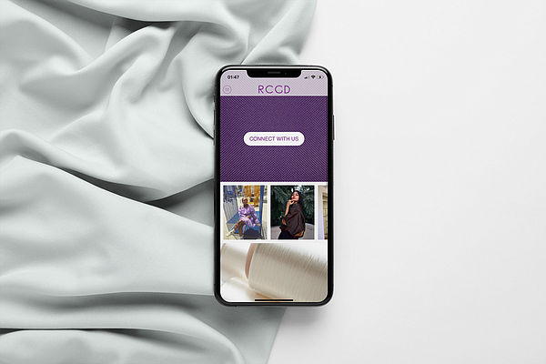 Launched on Earth Day 2021, the RCGD App by Red Carpet Green Dress provides a platform to connect with design talent around the globe and build a community dedicated to promoting and discussing sustainability.   Image: Red Carpet Green Dress