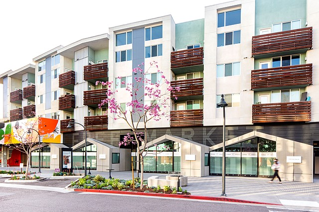 Free Market Playa Vista opens May 1 as a retail center and brand incubator as a 21,000 square-foot space, which rotates a selection of fashion brands, dining-and-bar experiences, and cultural installations.  Image: Free Market