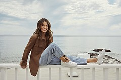 Nikki Reed Designs New Collection for Eco-Luxury Sneaker Brand Loci