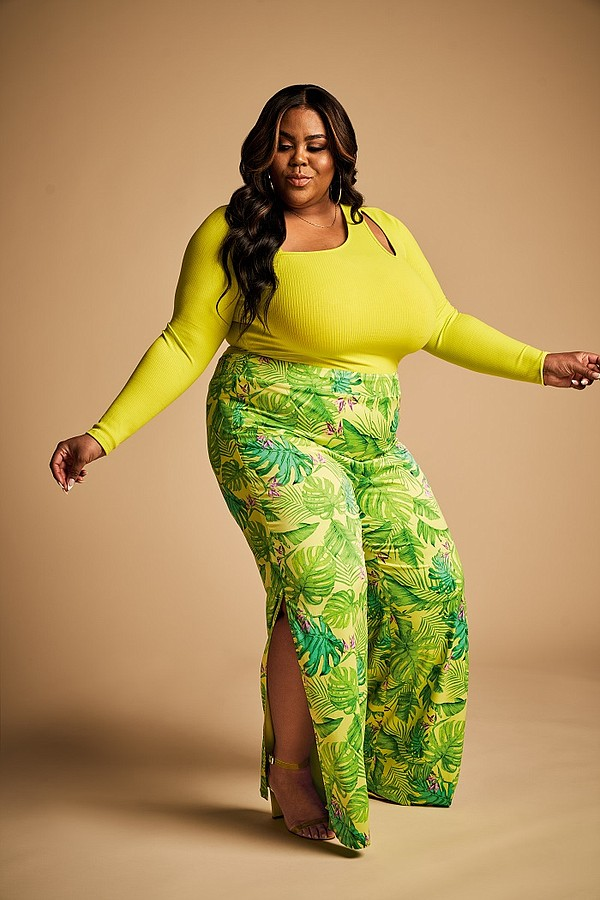 On May 14, the Nina Parker Collection launched exclusively with Macy's, featuring fashionable options for sizes 16W-24W.