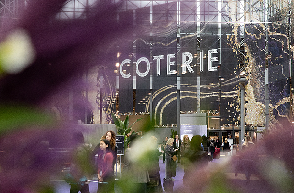 Coterie New York is returning to the city Sept. 19–21 at the Javits Center.