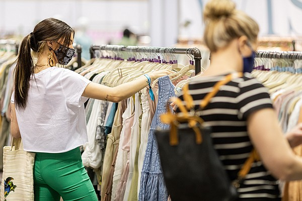 Informa Markets Fashion announced the September launch of MAGIC New York, which will debut Sept. 19–21 at the Javits Center.   Photo: Informa Markets Fashion/Hailley Howard