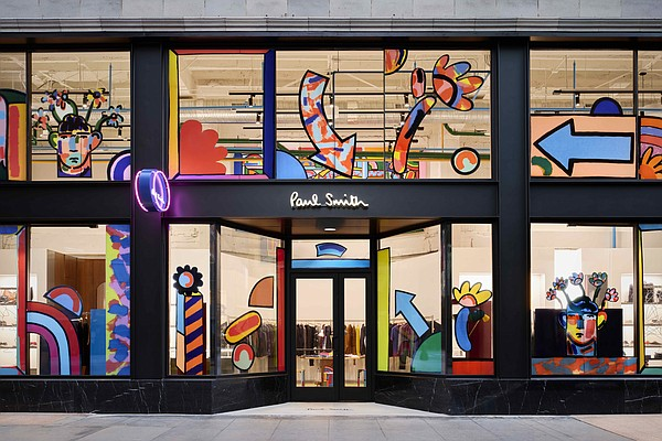 Paul Smith is set to reopen on June 30 after originally opening last year and closing due to COVID-19 restrictions. Photo: Paul Smith