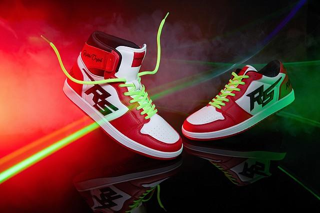 Rockstar Original has released its first original sneaker collection for men. Photo: Rockstar Original