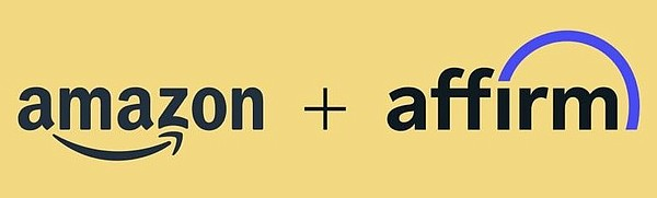 Affirm and Amazon have entered a partnership that will allow Amazon.com customers to make monthly payments on purchases. Using Affirm's platform Amazon shoppers who spend $50 or more will be eligible to use the technology after a full release of the program.  Image: Amazon and Affirm