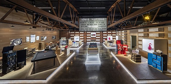 On Sept. 9, Louis Vuitton welcomed guests to experience its Los Angeles Savoir-Faire activation at Goya Studios.
